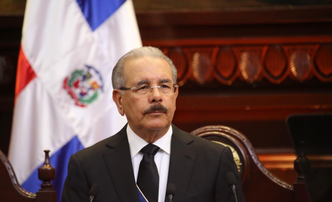 Danilo Medina rinde cuentas al pueblo dominicano