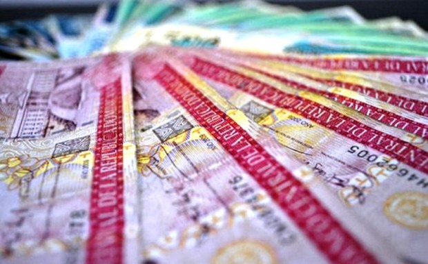 El precio del dinero se mide por la tasa de interés que pagan en los créditos bancarios. /elDinero