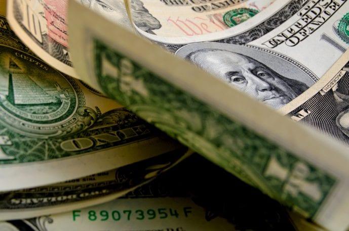 dollar u.s.a.