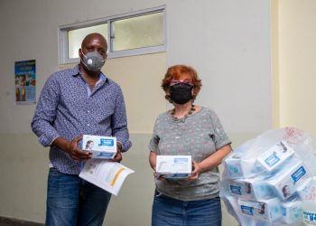 Donaciones EGE Haina y Cluster turistico barahona