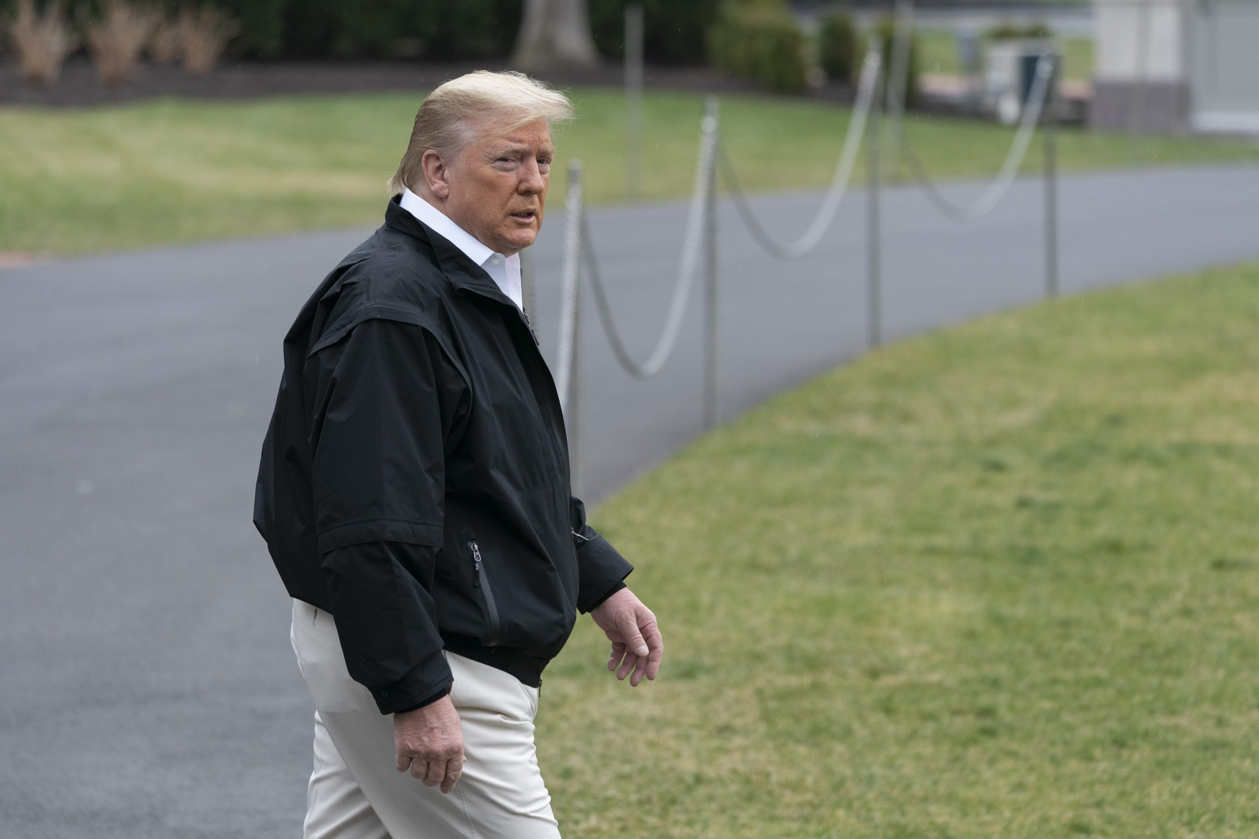 trump heads to tour tornado damage in nashville