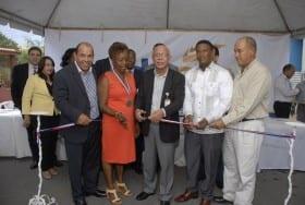 Rubén Montás dejó inaugurado el circuito 24 horas en Lavapiés, San Cristóbal./elDinero