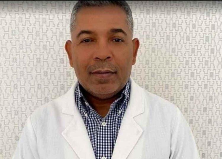 El epidemiólogo y salubrista Carlos Manuel Feliz Cuello