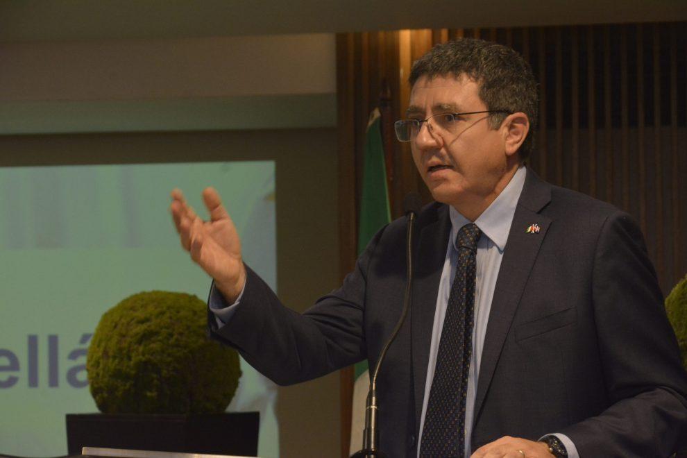 embajador italia rd