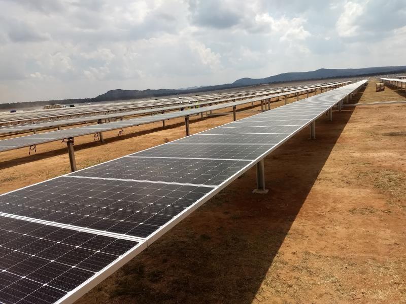 La inversión en energías alternativas  es una tendencia que continuará en aumento. | Ulises Andrade, EFE.