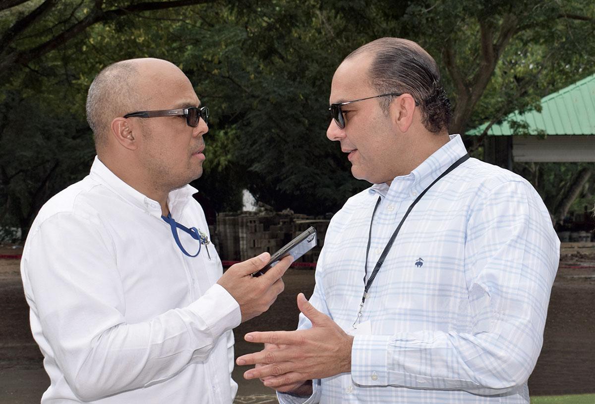 enrique ramirez paniagua aduanas entrevista