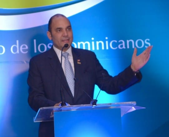 Enriquez Ramírez Paniagua durante el encuentro en San Cristóbal.