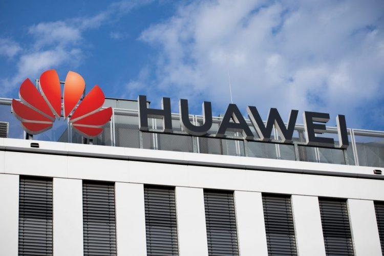 Sede de Huawei en China.   Rolf Vennenbernd; DPA.