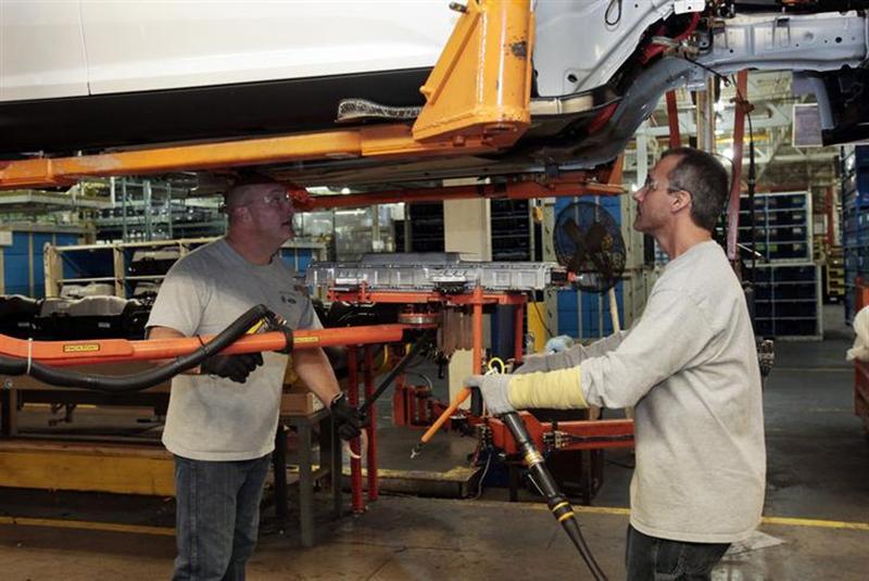 Ford se une a general electric para fabricar ventiladores en EEUU
