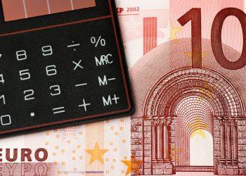 Euro, déficit, deuda