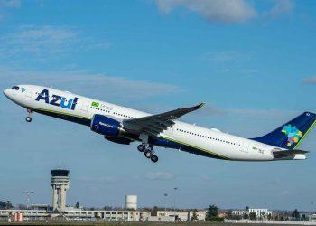 Avión de Azul Linhas Aéreas. | Europa Press.