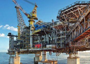 Instalación de Chevron. | Europa Press.