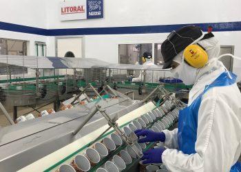 Nestlé, producción de Litoral. | Europa Press.Nestlé, producción de Litoral(Foto de ARCHIVO)30/3/2020