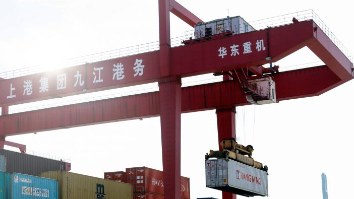 Exportaciones chinas, China