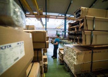 Empleo Euro zona, trabajadores