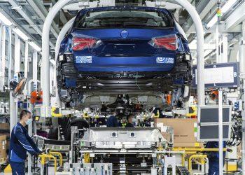 Producción industrial Alemania
