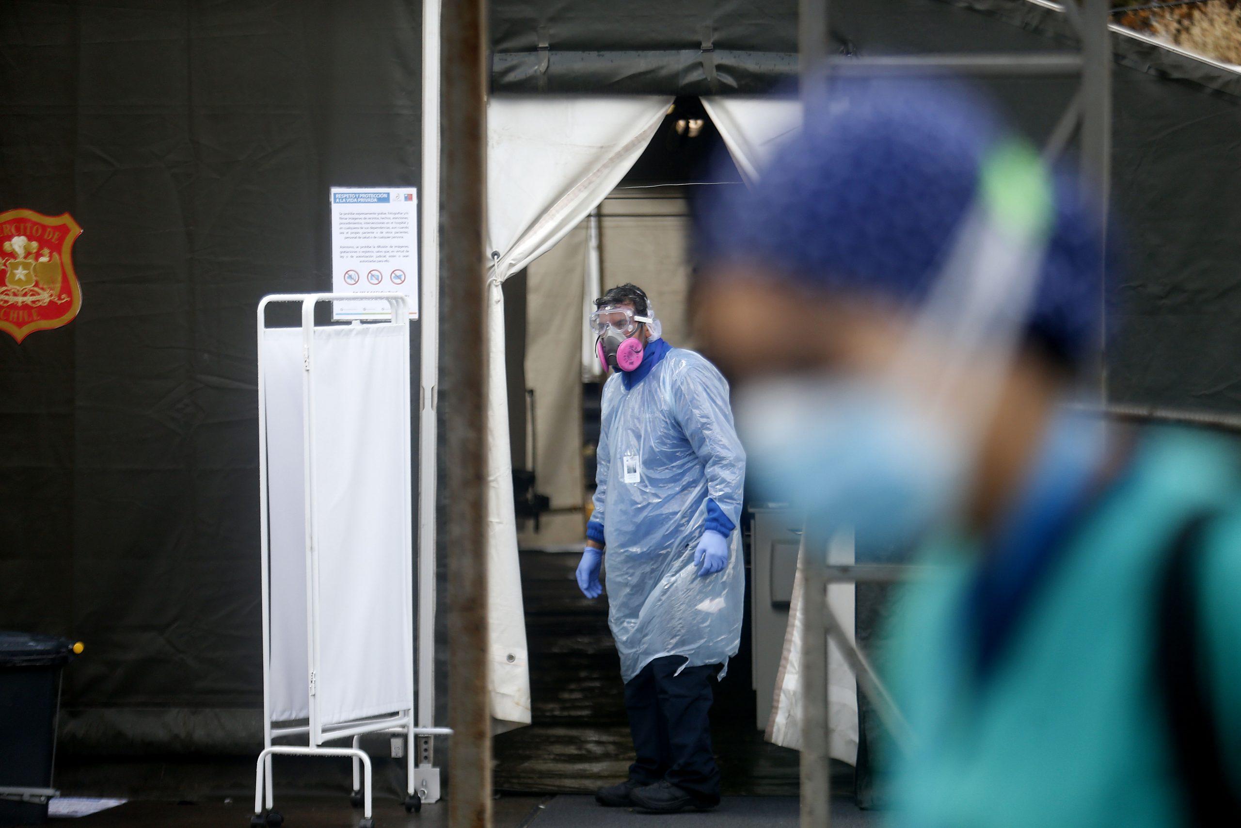 coronavirus. chile roza los 180.000 casos de coronavirus tras sumar más de 5.000 en un solo día