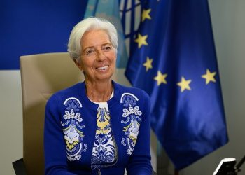 La presidenta del Banco Central Europeo (BCE), Christine Lagarde. | Europa Press.