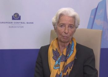 Christine Lagarde, presidenta del Banco Central Europeo (BCE). | Europa Press.