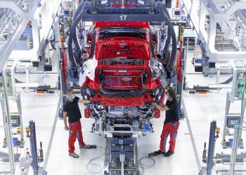 Industria automovilística, manufacturera