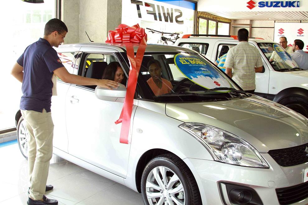 La feria Expomóvil BanReservas es esperada todos los años por clientes y empresas vendedoras de vehículos.