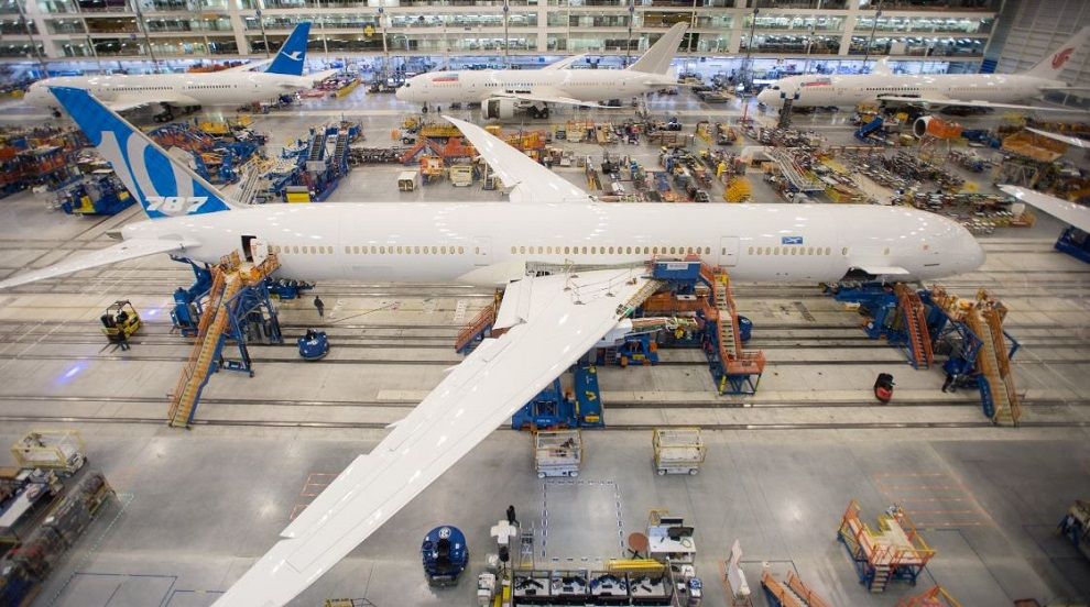 fábrica de boeing en south carolina