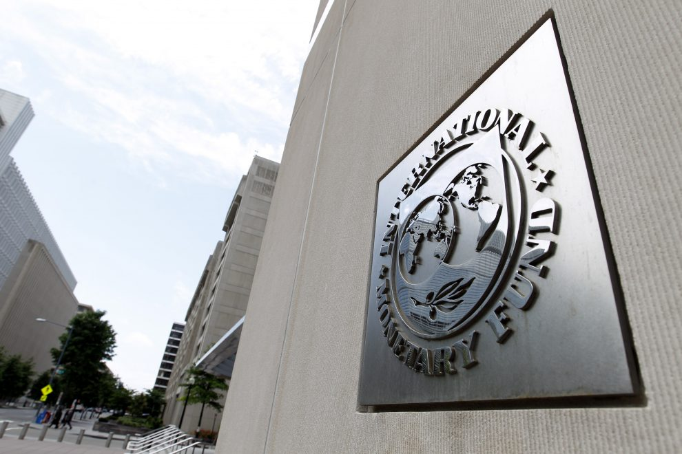 FMI en Washington. | Fuente externa