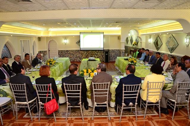 En el encuentro se habló sobre los retos que tiene el país ante la fiscalidad internacional.