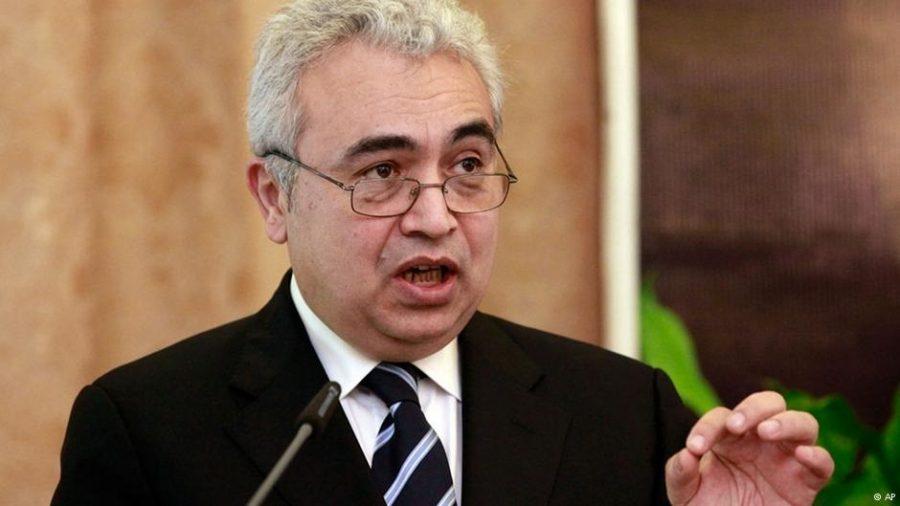 fatih birol director ejecutivo de la agencia internacional de energía aie