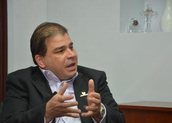 Fedor Vidal, experto en tecnología. | Lésther Álvarez
