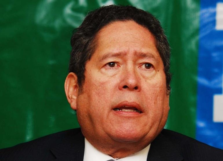 fernando gonzález nicolás, presidente de la mesa redonda de los países de la mancomunidad en la republica dominicana.