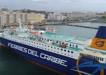 Ferries del Caribe. | Fuente externa.