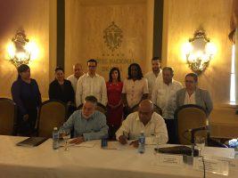 Firma de acuerdo entre RD y Cuba.