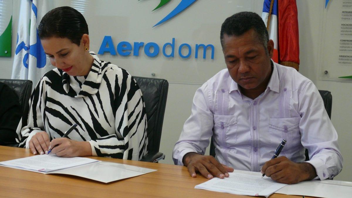 firma de acuerdo aerodom