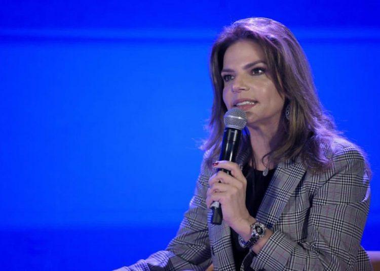 Flavia Santoro, presidenta de la agencia de promoción ProColombia. | Fuete externa.
