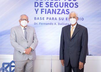 Ernesto M. Izquierdo y Fernando A. Ballista Díaz.