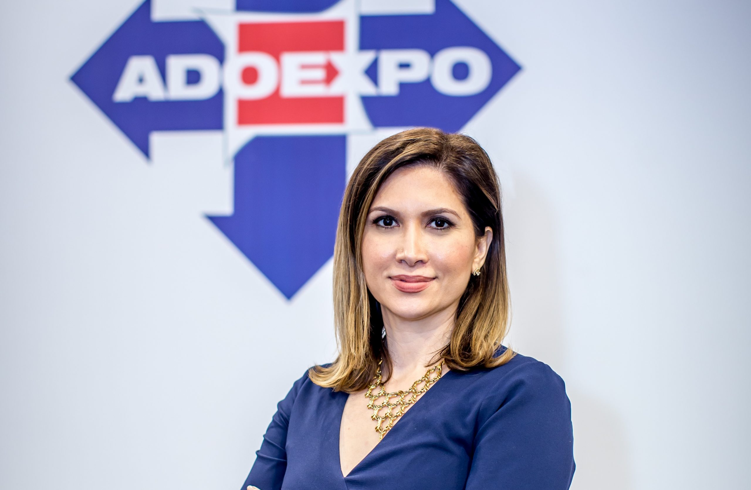 foto odile miniño bogaert, vicepresidente ejecutiva de adoexpo