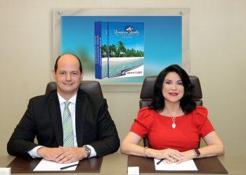 Alejandro Cambiaso y Amelia Reyes Mora