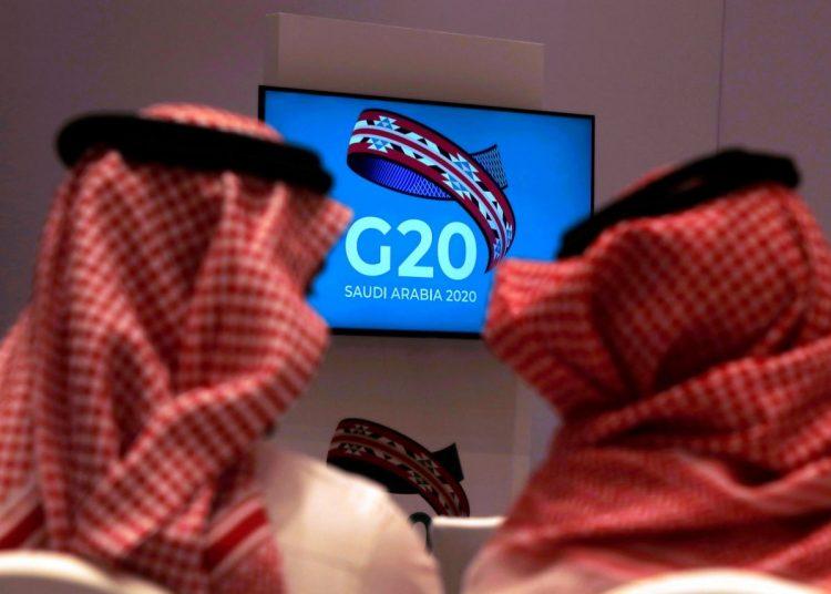 Las veinte principales economías del mundo discutirán medidas con el objetivo de impulsar una recuperación. | Yahya Arhab, EFE.