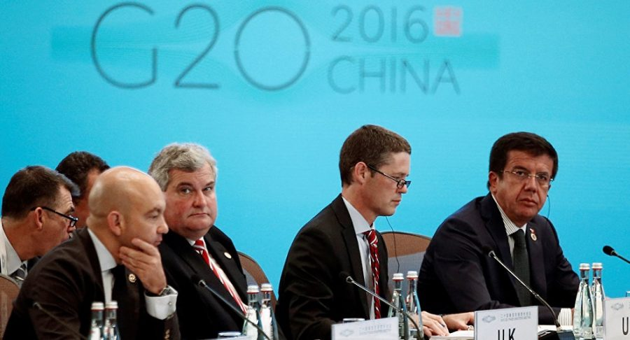 Peña Nieto parte a China para reunión del G20