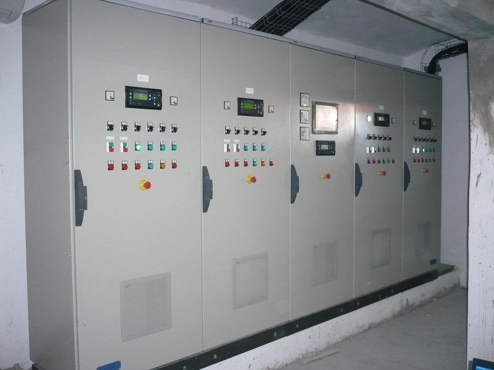 generación eléctrica
