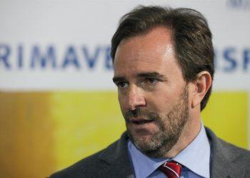 Germán Cardoso, ministro de Turismo de Uruguay. | Raúl Martínez, EFE.