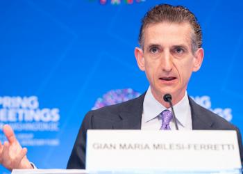 Gian Maria Milesi-Ferretti FMI