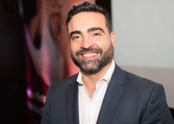 Gonzalo García, vicepresidente de Fortinet para Sudamérica.