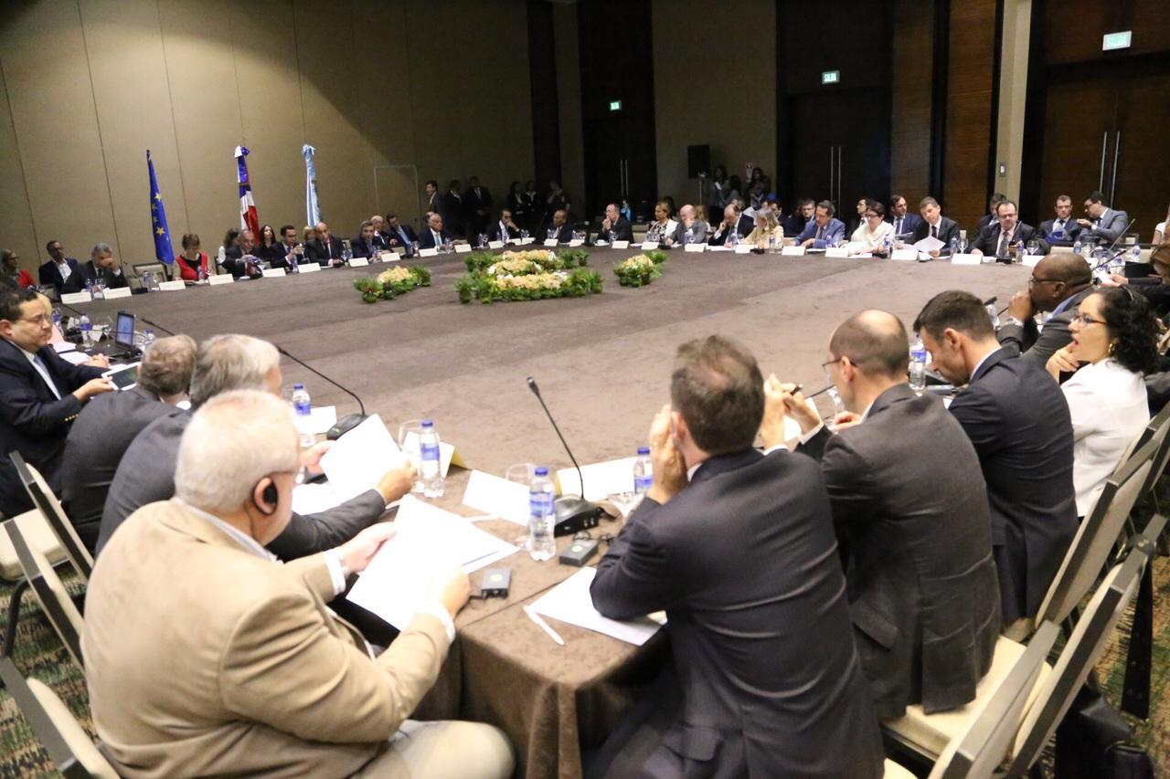 Los representantes de la ONU y de la UE encabezaron el foro binacional entre Haití y República Dominicana junto con empresarios y funcionarios de ambos países.