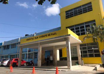 Hospital Regional San Vicente de Paul. | El Jaya.