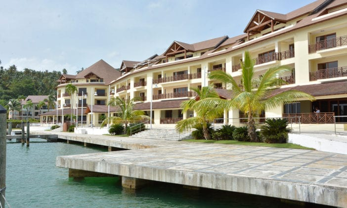 hotel samana turismo
