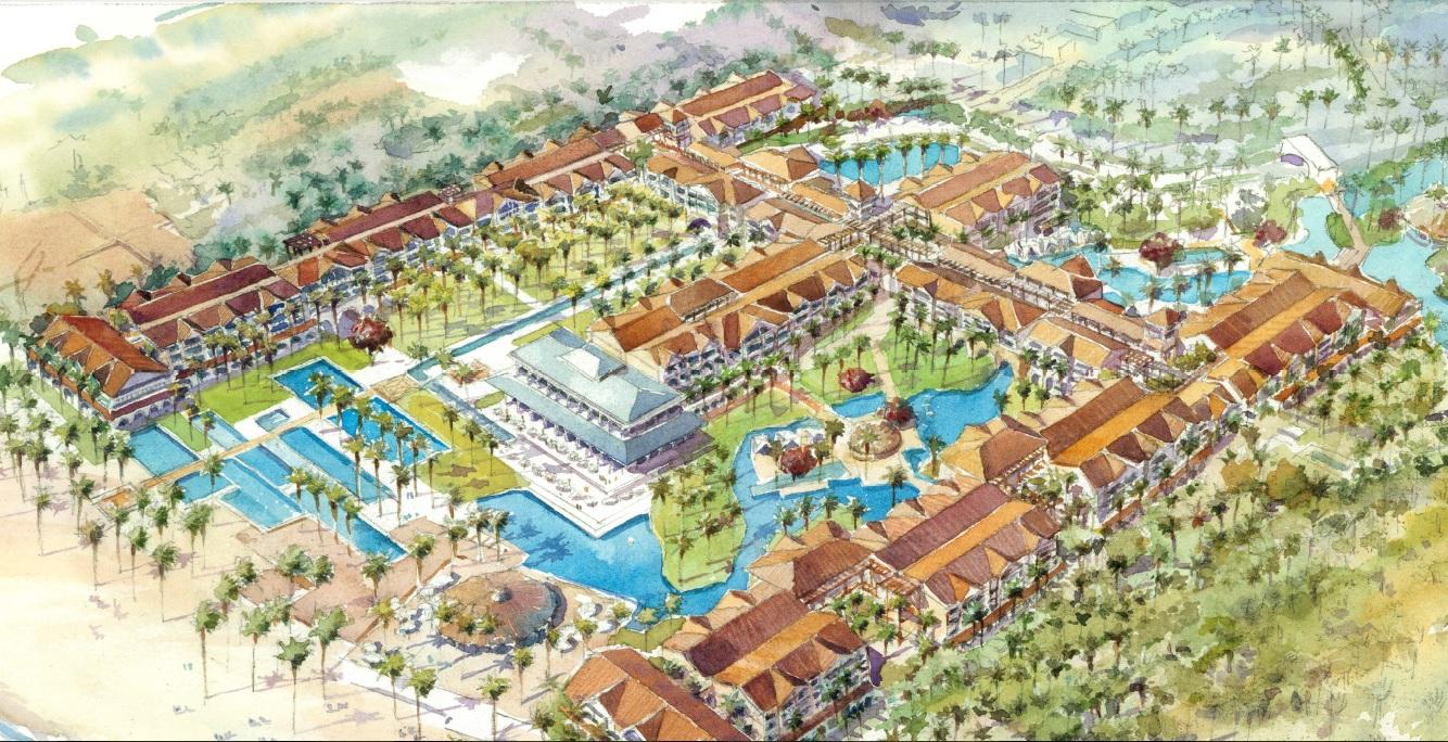 El completo hotelero IFA, del Grupo Lopesan, será ampliado al triple de su tamaño actual.