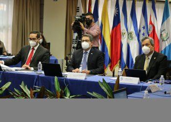 LX Asamblea de Gobernadores del BCIE. | Fuente externa.