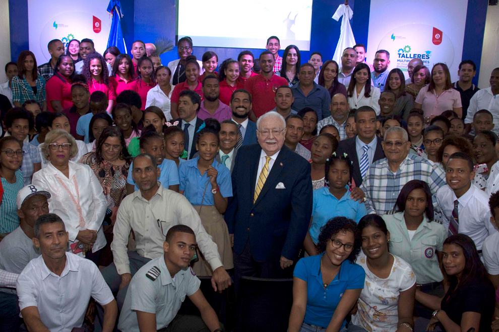 isa conde mineria republica dominicana
